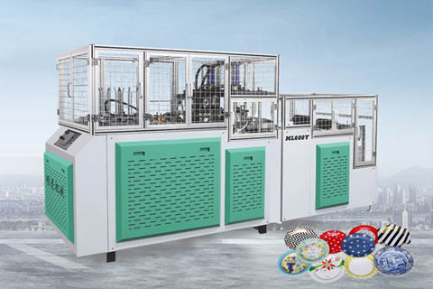 Mingliang Paper Cup Machinery
